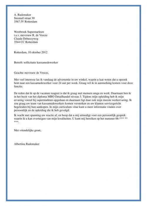 hoe begin ik een sollicitatiebrief Sollicitatiebijbel.nl   GRATIS CV Voorbeelden, Sollicitatiebrieven  hoe begin ik een sollicitatiebrief